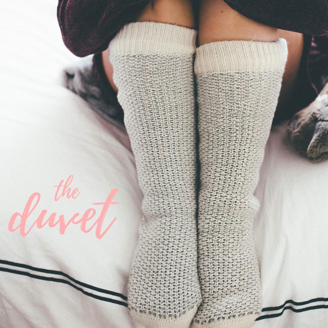 the duvet